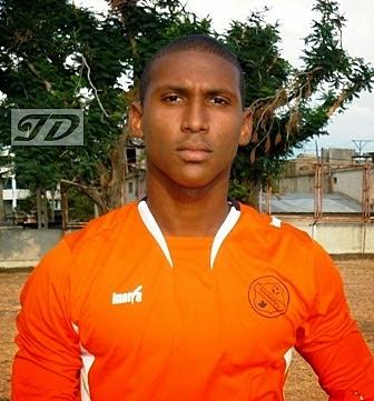 El santiaguero Nelson Jhonson, mejor portero del Campeonato Nacional