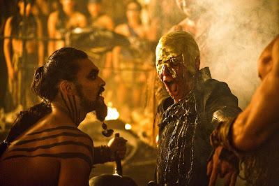 Viserys consigue su corona de oro