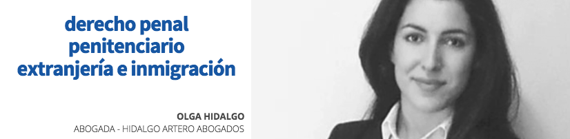 Olga Hidalgo | Abogada penalista en Alicante