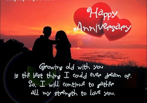 Heart touching wedding anniversary wishes quotes
