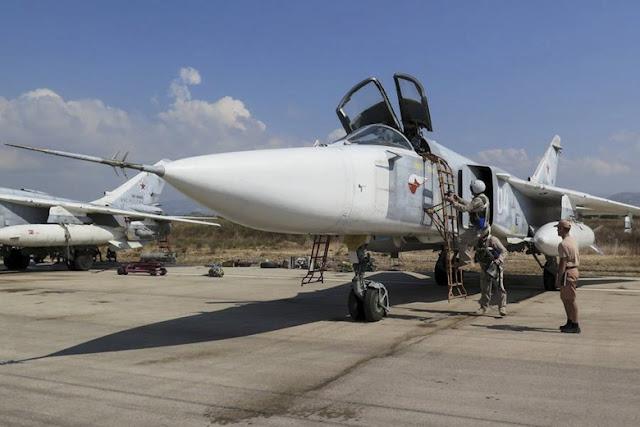 Militer Turki Tak Tahu Jet yang Ditembak Jatuh Itu Milik Rusia