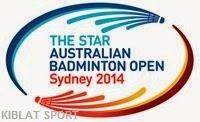 Hasil Skor Pertandingan Australian Open Super Series 2014