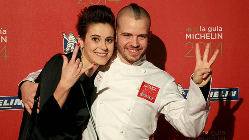 DiverXO el nuevo tres estrellas Michelin en Madrid
