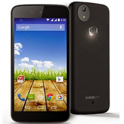 Buy Online Micromax Canvas A1 -AQ4502 (Ugradable to Android 6.0 MarshMallow ) for Rs. 39 CashBack Rs. 3999