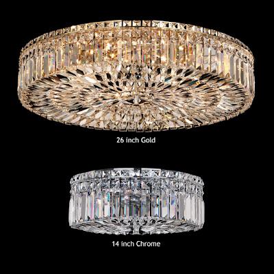 Modern Crystal Lighting