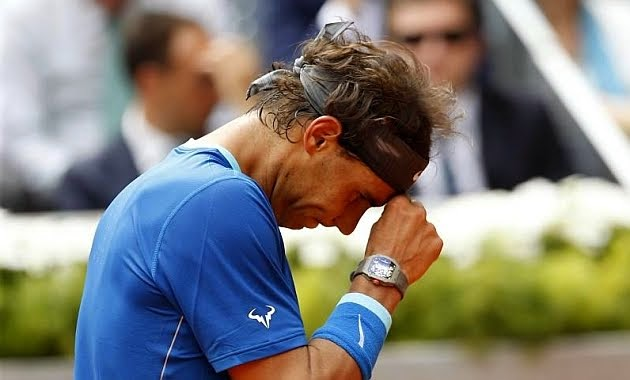 NADAL OUT DE CANADA y CINCINATTI