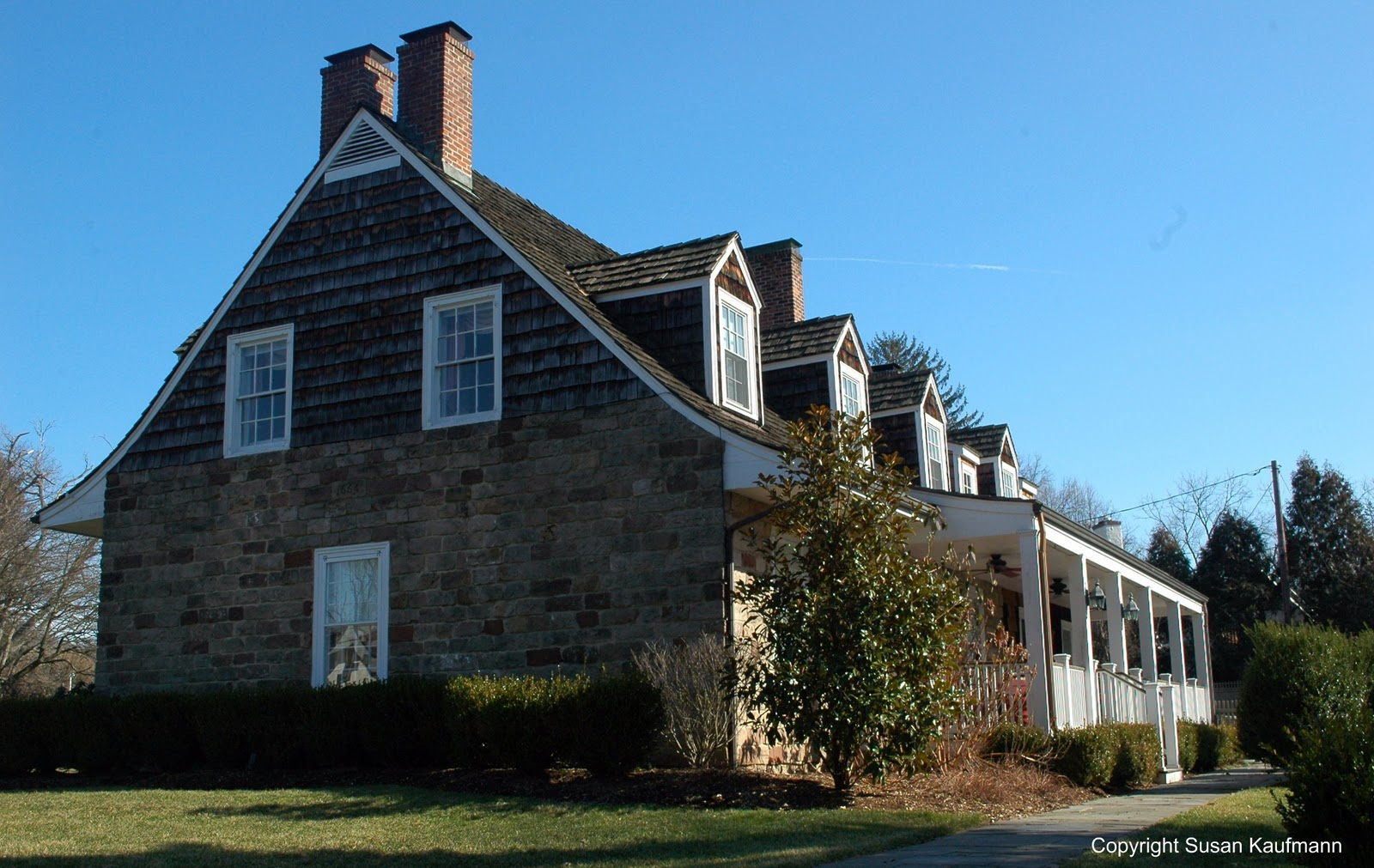Hidden New Jersey: Jersey City's oldest house... in Westfield?