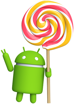 Google Releases New Android 5.0 Lolipop