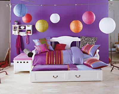DECO CHAMBRE INTERIEUR: Décoration chambre colorée
