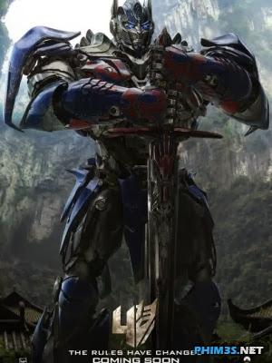 Transformers 4: Kỷ Nguyên Hủy Diệt ...