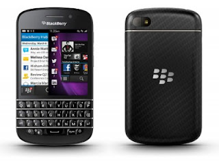 Blackberry Q10 Habis Terjual di Inggris