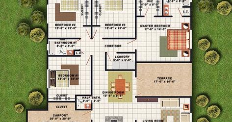 Planos de casas modelos y dise os de casas hacer planos for Diseno de planos online