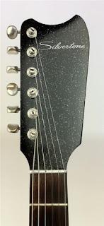 silvertone 1448 headstock