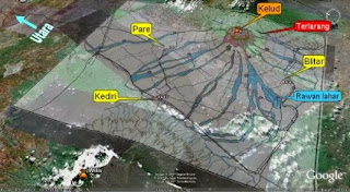 gunung kelud meletus 13 febuari 2014