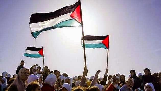 Antara KAA dan Palestina