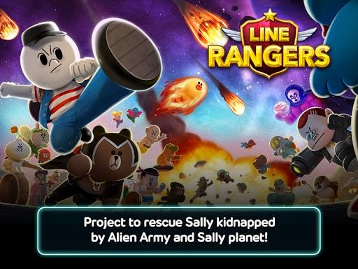 LINE Rangers apk Free Download