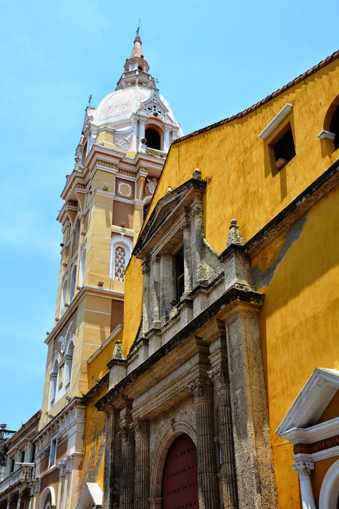 Cartagena des Indes Cathedral