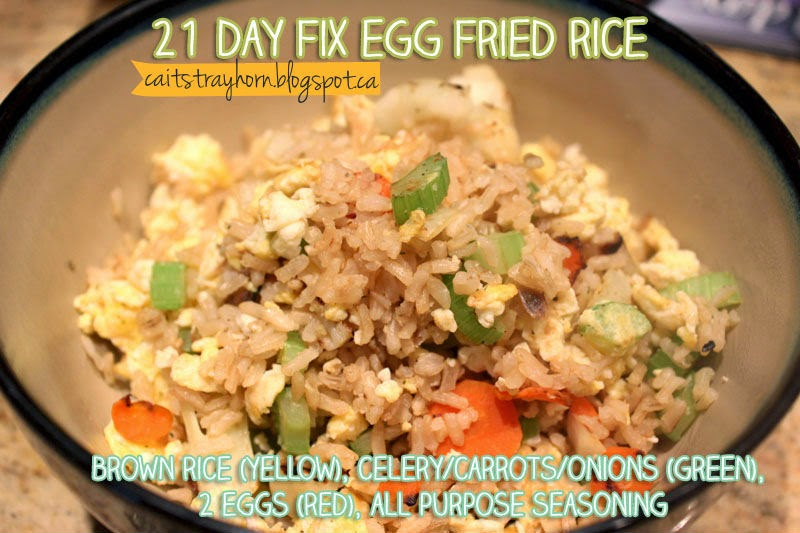 Cait Strayhorn: Egg Fried Rice
