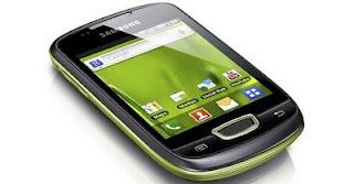 Setting GPRS Samsung Galaxy Mini