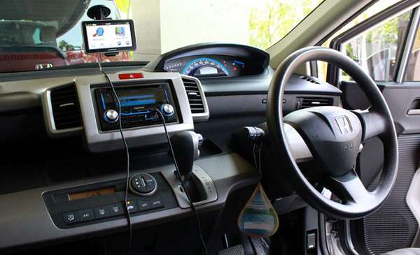 Honda Freed dan CR-V