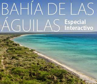 Bahia de Las Aguilas,haga click