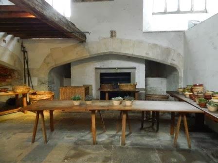 Grace Elliot - blog.: The Tudor Kitchen at Hampton Court Palace