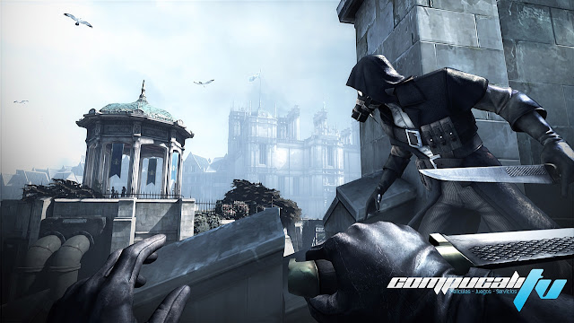 The Knife of Dunwall DLC del juego Dishonored