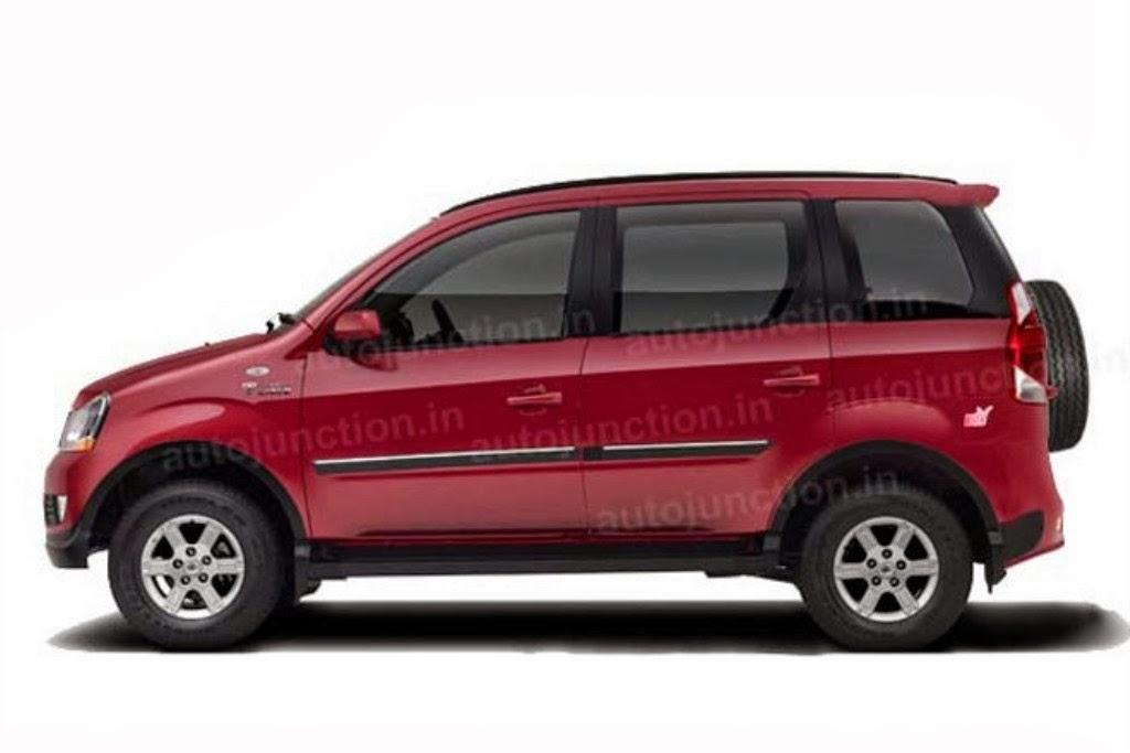 Mahindra Quanto 4x4 Pictures Auto Emb