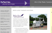 Bird & Bat Radar Systems & Technologies