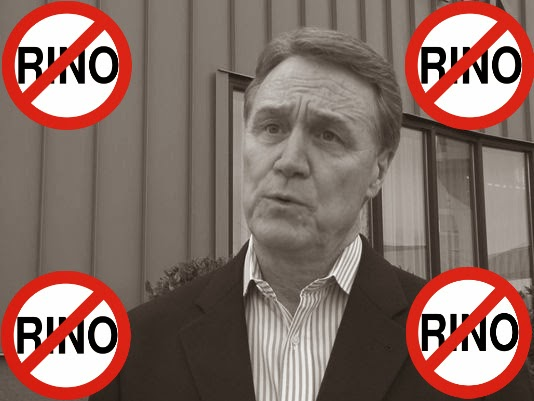 The David Perdue Files
