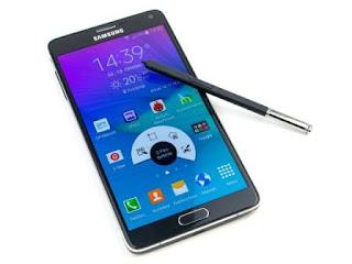 Harga Hp Terbaru Samsung Android Terbaik, Samsung Galaxy Note 4, Note Edge, S5