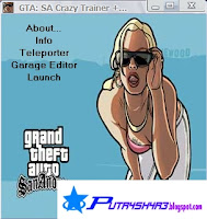 Cheat - Trainer GTA San Andreas PC ~ just 4 you