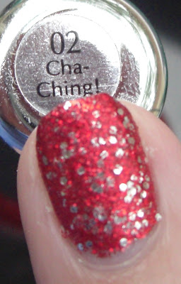 sally hansen gem crush cha ching