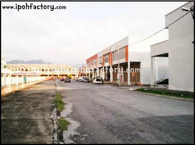 IPOH FACTORY FOR RENT (I00155)