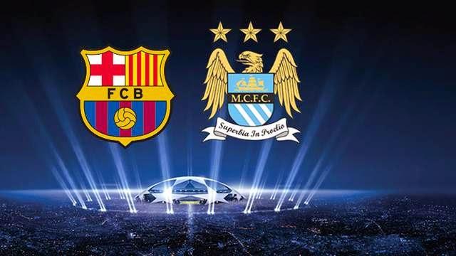FC Barcelona-Manchester City
