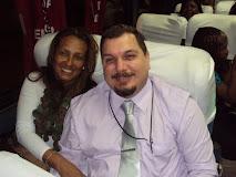 Pastor Adriano Cunha e Missionária Rosangela Cunha