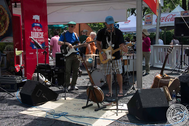 Image of music at 11th Annual Big Apple BBQ Block Party at Madison Square Park!