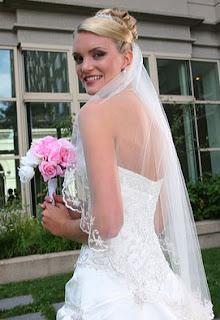 véu de noiva 2 camadas