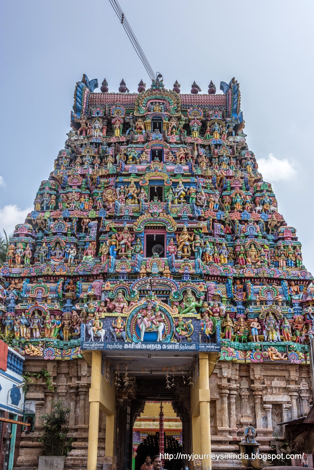 Kumbakonam Kasiviswanathar Temple
