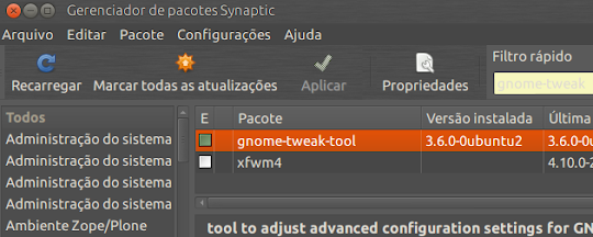 gnome-tweak-tool