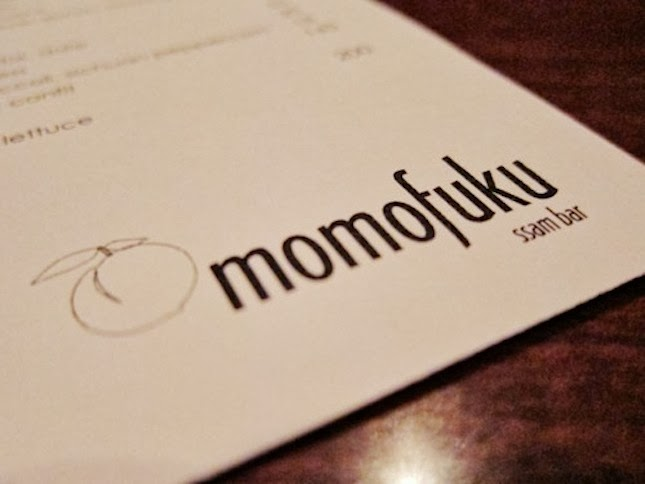 Momofuku ssam bar