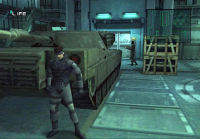 Metal Gear Solid PS1 ISO Gratis