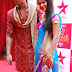 TV celebs on the red carpet