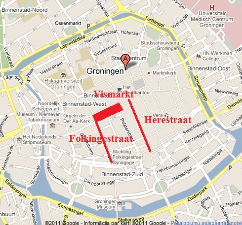 Selfdestruction in the innercity of Groningen Ziemelis