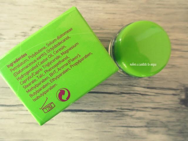 Peeling Labial de Uresim: exfoliante de labios