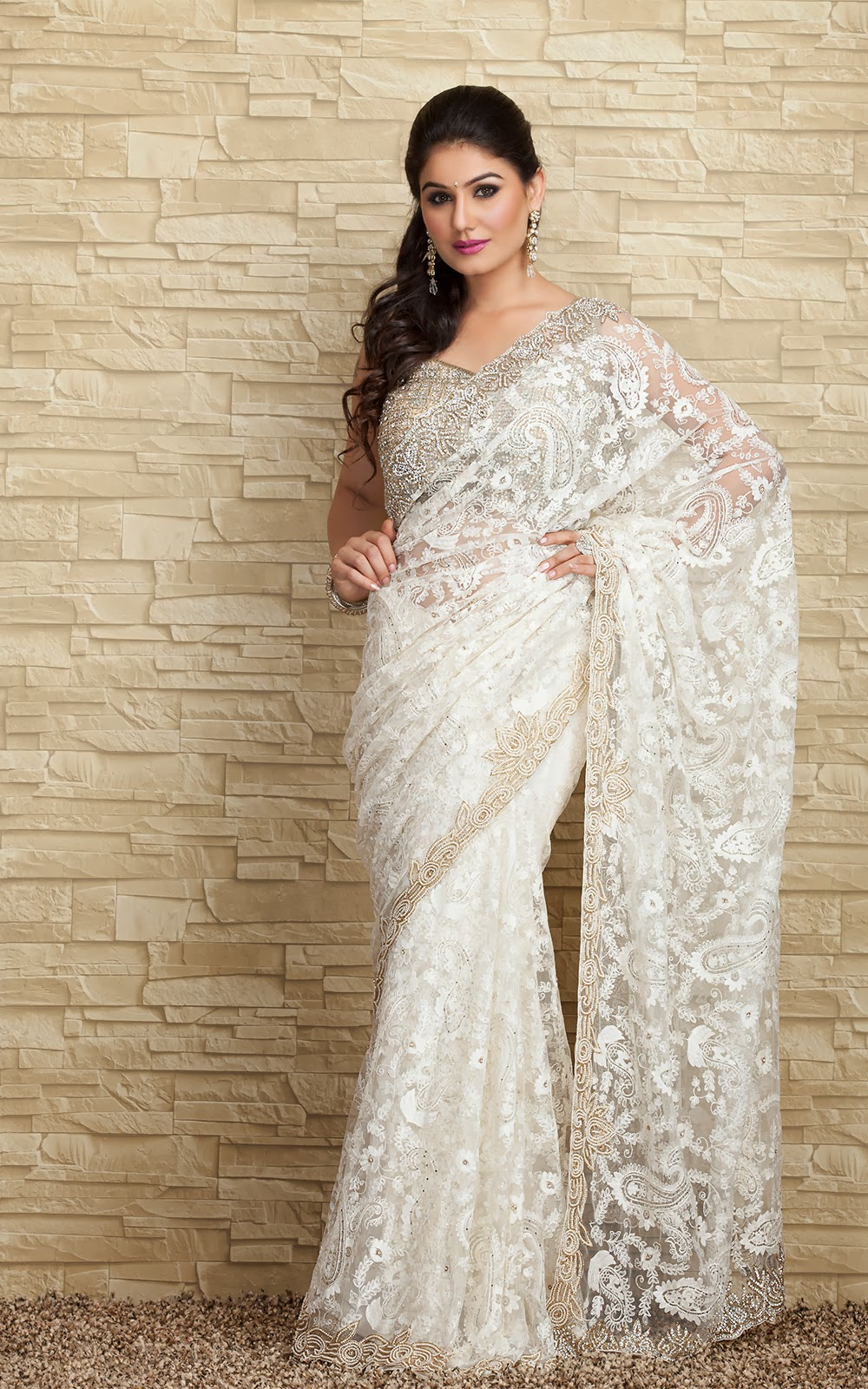 Indian Wedding Sarees 2013