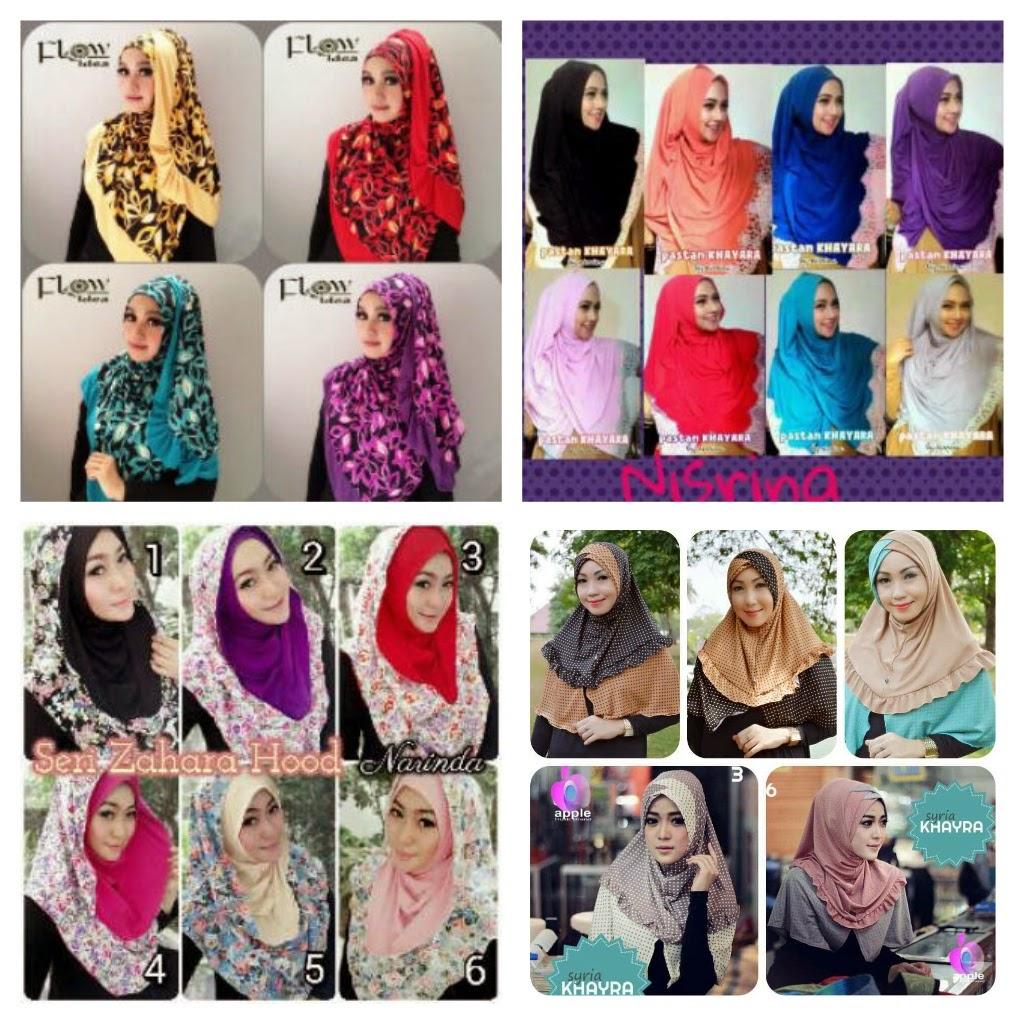 Aisha Hijab Store Desember 2014