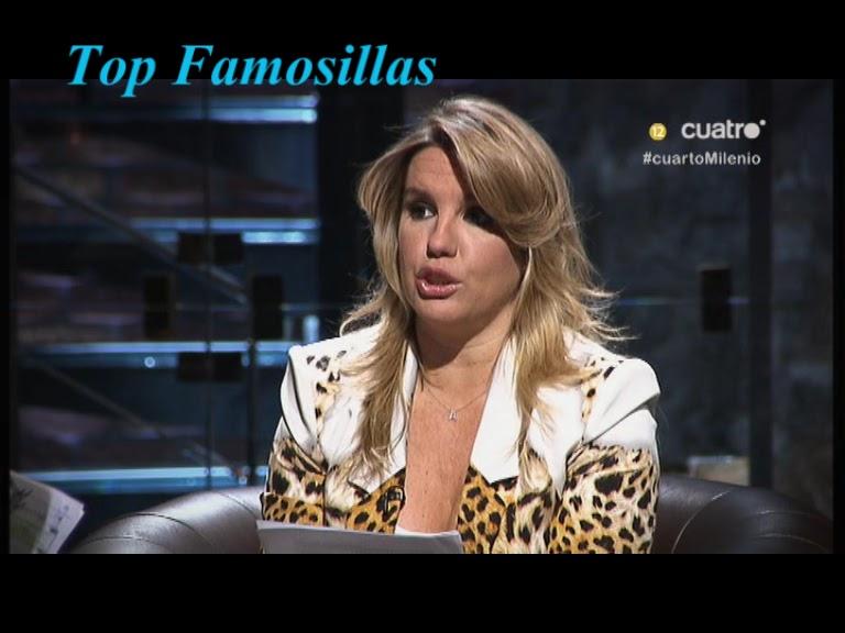 Top famosillas carmen porter luciendo piernas con for Carmen cuarto milenio