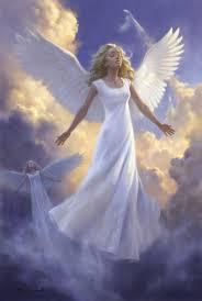Photo of an angel