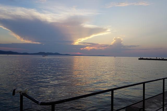 Blog Cafe Chic Choc - Zadar, Chorwacja, - podróże